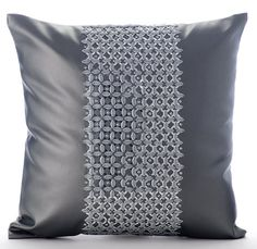 Decorative Throw Pillow Cover Accent Pillow by TheHomeCentric