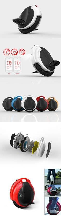Forget the #folding #bike and even the #Segway! FIREWHEEL reimagines urban…