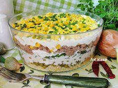 Good Food, Yummy Food, Polish Recipes, Polish Food, Mary Berry, Bon Appetit, Salad Recipes, Macaroni And Cheese, Food And Drink