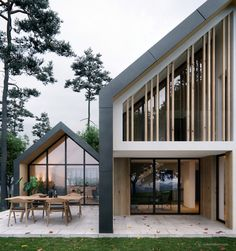Pavilion House Full CGI on Behance