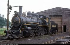 RailPictures.Net Photo: AA 14 Arcade & Attica Railroad Steam 4-6-0 at Arcade, New York by Tom Farence: