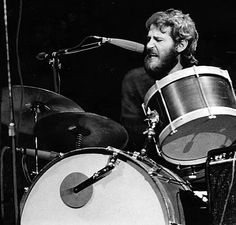 Levon Helm...the reason I ever picked up sticks. Thank you.