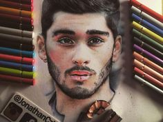 This Artwork Proves That Zayn Malik Has His Own Fans Now - MTV