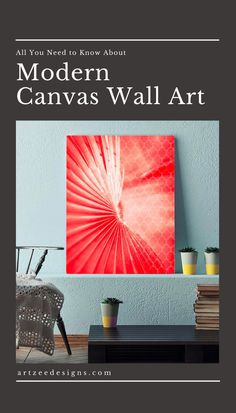 Are you looking for modern canvas wall art? Is shopping for a modern wall painting stressful? We put together some tips for all you need to know about modern canvas wall art so you can have a much more enjoyable experience versus being overwhelmed with all of the options that are available, especially the modern wall prints that are so expensive, you can not even consider to afford them.