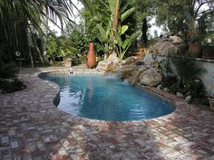 20 Exquisite Kidney Shaped Pool Designs Love the, Kidney