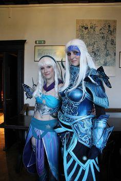 Luminescant armor at gamescom day 3