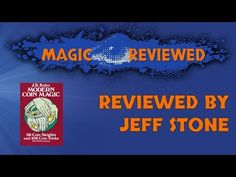 Modern Coin Magic Review 5 Stars with a Stone Status of GEM!  Full Review Here: http://magicreviewed.com/reviews/modern-coin-magic-review/