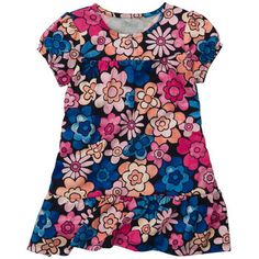 TLC Tunic in Floral