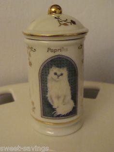 LENOX PAPRIKA Cats of Distinction Paprika