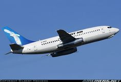 Boeing 737-248C/Adv aircraft picture