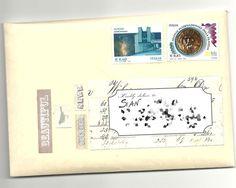 Old Postal Stamps LetterWriting Set By Kiaherrol On Etsy