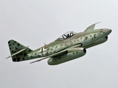 Me-262 German Fighter