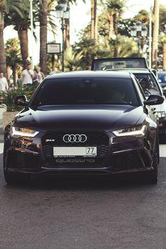 artoftheautomobile:  Audi RS6viaMatsBulters