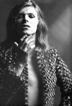 Mr Bowie.