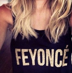 """""""Feyonce"""" Racerback"""
