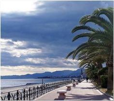 Lungomare in Siderno: Beach in our hometown Reggio Calabria, Picts, Italy, Beach, Water, Travel, Outdoor, Life, Beautiful