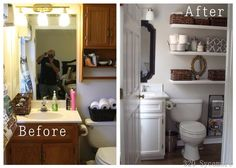 Awesome guest bath makeover
