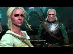 Witcher 3 Story Quest Cinematics - Act III - Bald Mountain #game #xbox