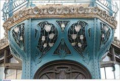 art nouveau nancy france | Art Nouveau / Nancy, France