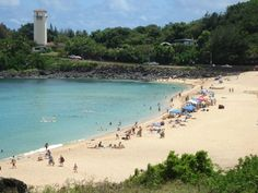 North Shore, Hawaii...Kai and I hung out here many times on the weekends.  Miss being a beach bum