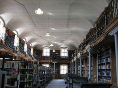 Universitätsbibliothek Uni Bamberg, Bibliotheken in aller Welt - Allgemeines und Bundesländerübergreifendes - Architectura Pro Homine