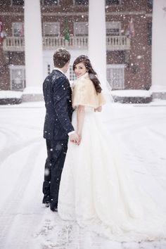 Winter Wedding - Boda de invierno