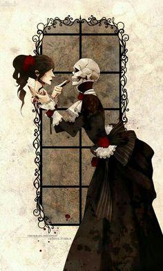Cortada en la cabeza Anne Boleyn