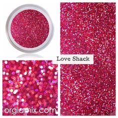 Love Shack Glitter Pigment