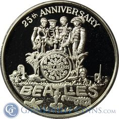 The Beatles Sgt Peppers Lonely Hearts Club Band  Were any of these guys ever REALLY lonely?  http://www.gainesvillecoins.com/submenu/641/silver-art-bars-and-rounds.aspx