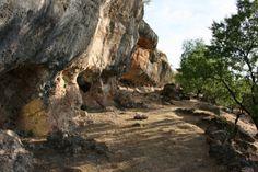 Santuario Ibérico de la Cueva de la Lobera (Castellar, Jaén)