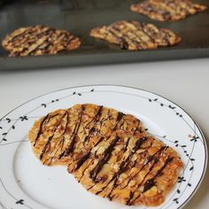 Florentine cookies - must try to make these