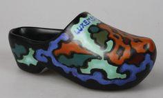 Clog souvenir Luxembourg MILO ; L 13 cm