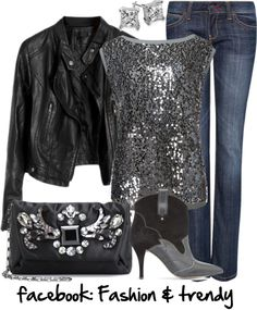 """""""outfit #32"""" by kuko-lira on Polyvore ( top and jacket)"""