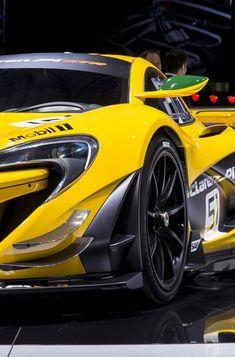 Mc Laren P1 GTR | Drive a Mclaren @ http://www.globalracingschools.com