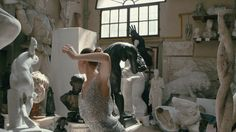 Inspired by the sublime beauty of Florence, dancer Chiara Afilani erupts in movement through a series of historic locations. Featuring garments from burgeoning London talent JW Anderson and fashion aristocrat Delfina Delettrez to long-standing staples Maison Martin Margiela, Jil Sander and Alexander McQueen: from NOWNESS