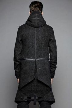 Liked on Pinterest: Aitor Throup. New Object Research 2013 Season 1. Mongolia Riding Jacket