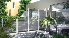 Entzuckend Sichtschutz Für Den Garten Oder Terrasse Gefällig? Bei BAUHAUS Findet Ihr  Viele Verschiedene Gestaltungsmöglichkeiten.