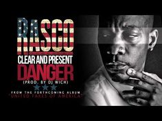 Rasco - Clear And Present Danger (prod. by DJ Wich)
