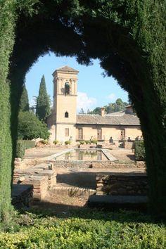 #Alhambra #Castle #Spain #Gardens #andreacatsicas