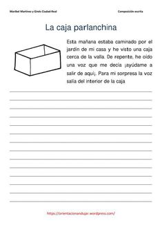 The story ends. - The story ends. Learn To Speak Spanish, Ap Spanish, Spanish Lessons, Teaching Verbs, Teaching Spanish, Teaching Resources, Writing Activities, Classroom Activities, 3rd Grade Writing