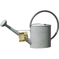 Gardman 8340 Galvanized Steel Vintage Watering Can Antiqued Zinc 2 6 Gallon Galvanized Steel, Irrigation, Outdoor Gardens, Survival, Home And Garden, Canning, Watering Cans, Antiques, Ebay