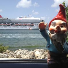 Omg I would love to do a traveling gnome photo thing!!!