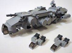 Microscale Freighter..., via Flickr.