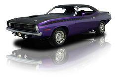 1970 Violet Plymouth AAR Cuda 340 V8 Six Pack Wowwwwww!!!!
