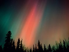 See the Northern Lights in some sweet northern country