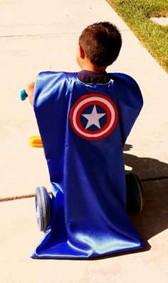 Custom Order Superhero Cape/ Inspired by by thecountrydivas, $16.00 Superhero Capes, Read Comics, Super Hero Costumes, Captain America, Inspired, Birthday, Inspiration, Biblical Inspiration, Birthdays