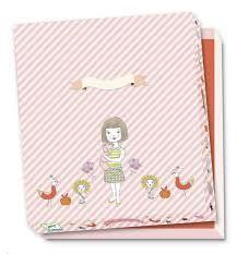 Djeco - Az én dolgaim - Rosalie - füzetkék