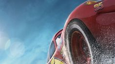 Train for the Big Race with a New Cars 3 Poster
