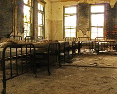 Norwich State Hospital (Connecticut) | 20 Haunting Pictures Of Abandoned Asylums