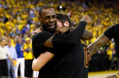 LeBron James and the Cavaliers have won the city's first championship to end Cleveland's 5...